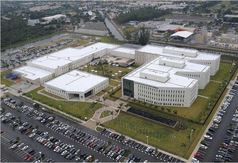 Sede del Comando Sur, Miami, Florida