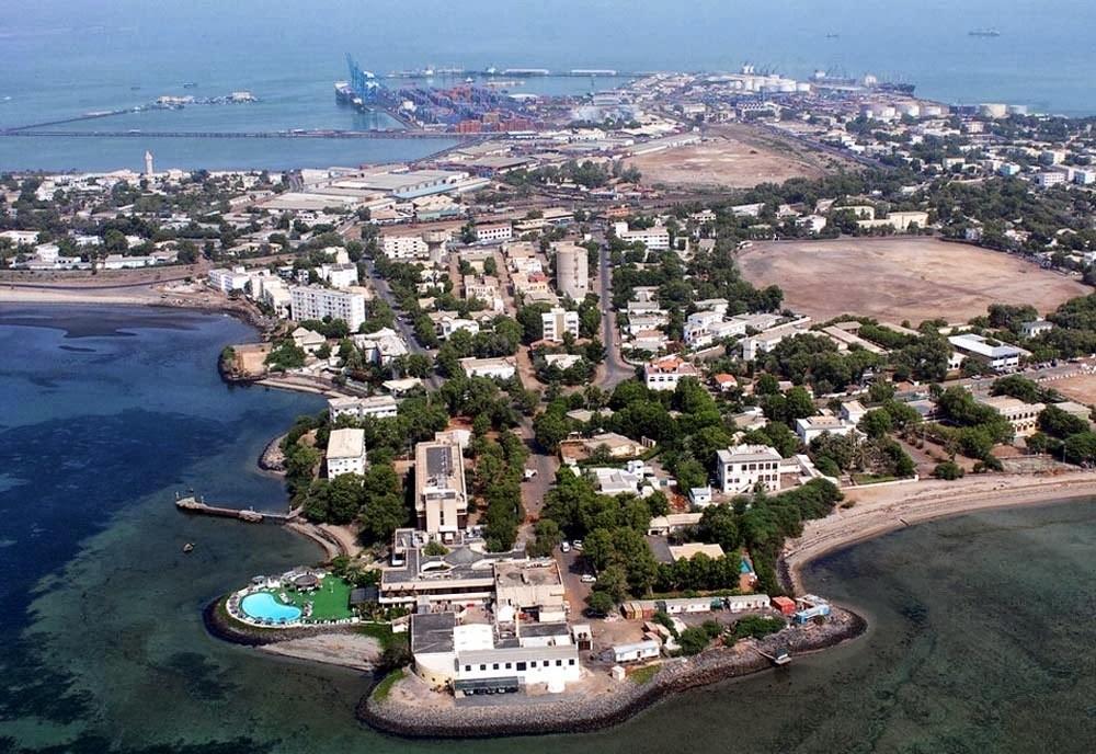 Yibuti, Ciudad Capital de Yibuti.